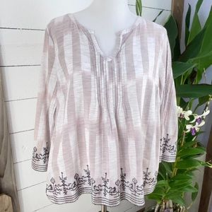 Lucky Brand Pre Loved Woman's Tunic